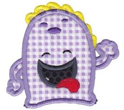 My Monster Applique 9