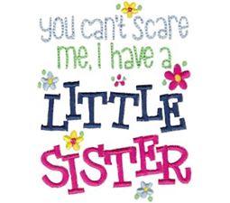 My Sister 13