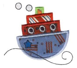 Nautical Applique 4