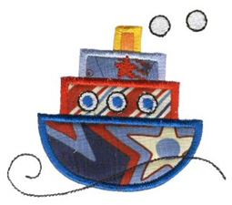 Nautical Applique 5