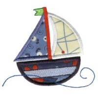 Nautical Applique