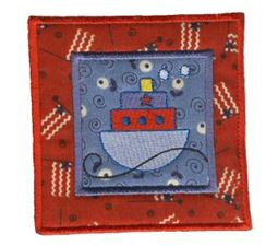 Nautical Applique Blocks 5