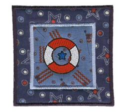 Nautical Applique Blocks 6