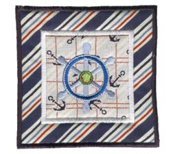 Nautical Applique Blocks 7
