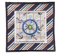Nautical Applique Blocks 7