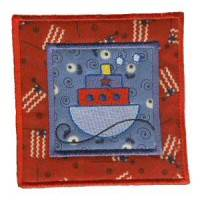 Nautical Applique Blocks
