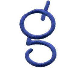 Noodge Alphabet 33