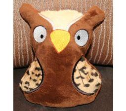 Owl Softie 3