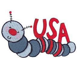 Patriotic Bugs 12