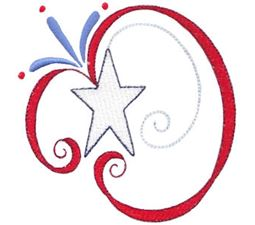 Patriotic Swirls 11