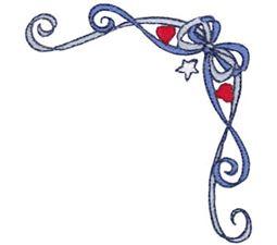 Patriotic Swirls 2
