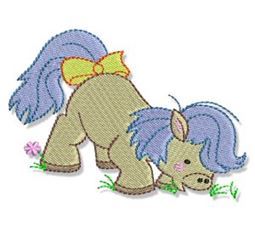 Pretty Ponies 1