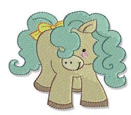 Pretty Ponies 8