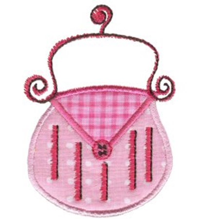 Pretty Purses Applique 4