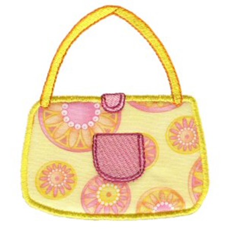 Pretty Purses Applique 7