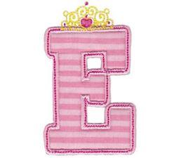 Princess Alpha Applique E