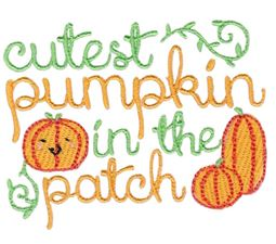 Pumpkin Patch Sentiments 1