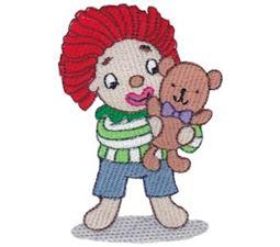 Rag Clown Dolls 3