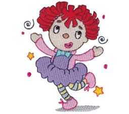 Rag Clown Dolls 7