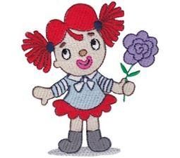 Rag Clown Dolls 9