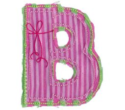 Raggedy Alphabet 2