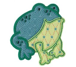 Reptiles Applique 10
