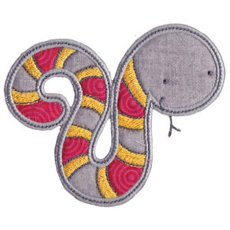 Reptiles Applique 6
