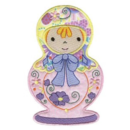 Russian Dolls 9