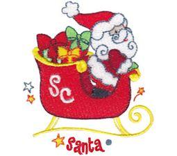 Santas Sleigh 10