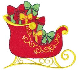 Santas Sleigh 11