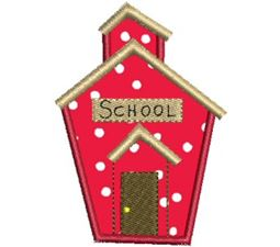 School Is Cool Applique 8