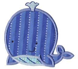 Sea Creatures Applique 11