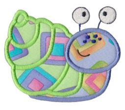 Sea Creatures Applique 14
