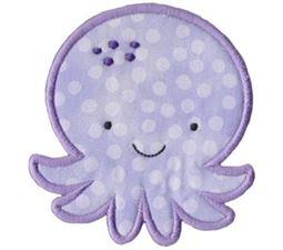 Sea Creatures Applique 6