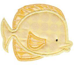 Sea Creatures Too Applique 10