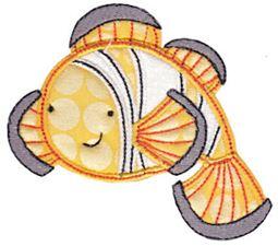Sea Creatures Too Applique 9
