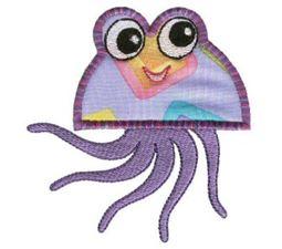 Sea Squirts Applique 13