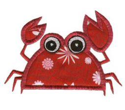 Sea Squirts Applique 14