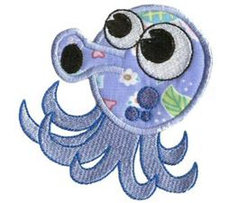 Sea Squirts Applique Too 13