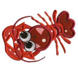 Sea Squirts Applique Too 14