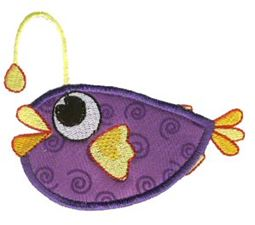 Sea Squirts Applique Too 5
