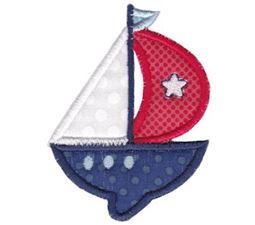 Set Sail Applique 1