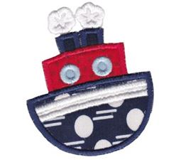 Set Sail Applique 11
