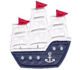 Set Sail Applique 2