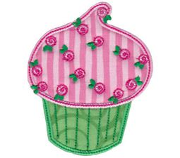 Simply Cupcakes Applique 11