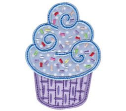 Simply Cupcakes Applique 13