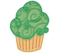 Simply Cupcakes Applique 14