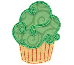Simply Cupcakes Applique 14