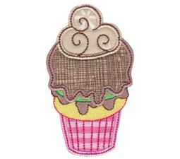 Simply Cupcakes Applique 5