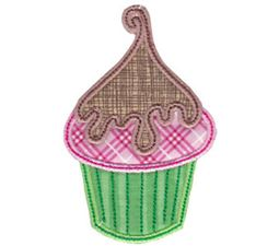 Simply Cupcakes Applique 6